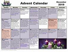 2019 family advent calendar archdiocese of new orleans