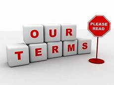disclaimer terms of use attorney advertisement