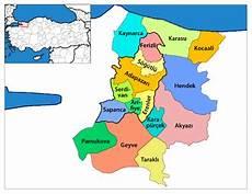 sakarya districts png
