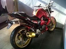 Warna Pelek Motor Keren by Angon Kebo Byson Merah Pelek Emas Muanteppp