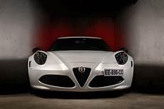 Alfa Romeo 4c Statique Sur Dibond Auvrignon