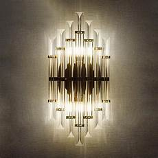 modern led crystal wall sconces bedroom light luminaire home lighting personalized background