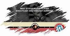 sticky radio player wp plugin shoutcast and icecast html5 player plugins visual