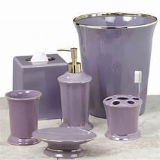 regency amethyst purple bath accessories bedbathhome com