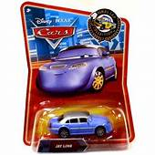 Disney Cars Final Lap Collection Jay Limo Diecast Car
