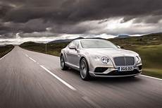 Fiche Technique Bentley Continental Gt Supersport 2018