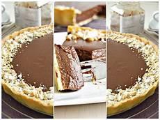 crema al cioccolato per crostata senza latte golosa tentazione crostata con crema al cioccolato