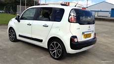 Citroen C3 Picasso Exclusive Hdi White 2015
