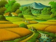 Lukisan Lukisan Yang Mirip Foto Asli