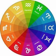 Sternzeichen Und Farben - www vikkianderson net astrology