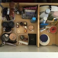 Comment Ranger Maquillage Je Suis D 233 Bord 233 E