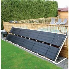 Solar Heating Kit 2 X 0 61m X 6 1m For In Ground Pools