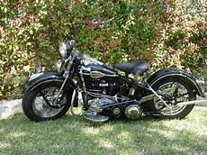 Oldest Harley Davidson by 1942 Harley Davidson El