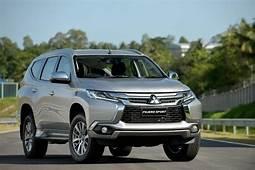 Toyota Fortuner Rivaling Next Gen Mitsubishi Pajero Sport