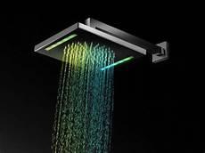 soffione led doccia soffione doccia led come funziona e quanto costa