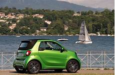 Smart Elektro 2017 - smart fortwo cabriolet electric drive 2017 review autocar