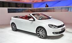 2012 volkswagen golf cabriolet debuts news car and driver