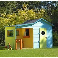 Maison En Bois Jardin Enfant Cabanes Abri Jardin
