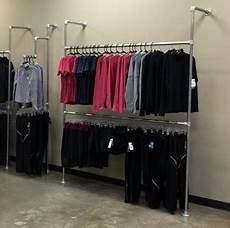 Wall Mounted Clothes Rail Simplified Building