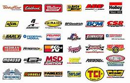 Race Car Parts Logo  LogoDix