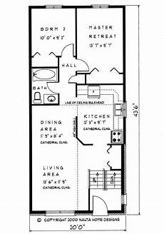 elevated bungalow house plans 2 bedroom raised bungalow house plan rb106 817 sq feet