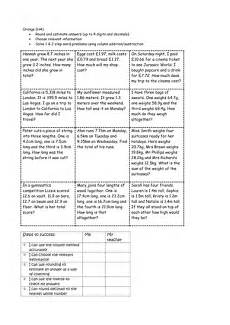 word problems with rounding decimals worksheets 7585 addition subtraction word problems with estimation and rounding teaching resources