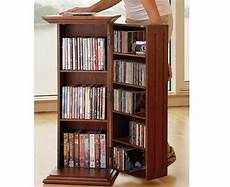 Mahogany Column Dvd Cd Cabinet Cupboard Shelf Door