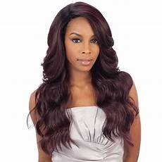freetress equal synthetic hair lace deep invisible l part lace front wig danity ebay