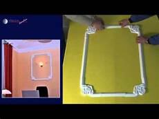 Stuckleisten Selber Machen - spiegelrahmen bildrahmen aus styropor deckenleisten