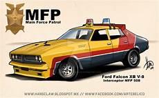 ford falcon interceptor ford falcon xb v8 interceptor mfp 508 mad max by
