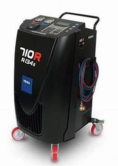 station de climatisation texa konfort 710r r134a achat