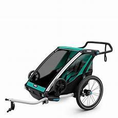 thule fahrradanhänger zubehör thule chariot lite fahrradanh 228 nger 2 modell 2017