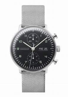 junghans chronoscope max bill herrenchronograph nur 1 745 00