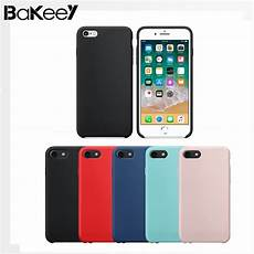 Bakeey Color Silicone by Bakeey 5 Color Liquid Silicone Phone Back For Iphone