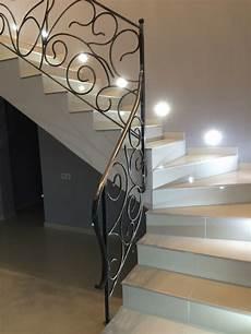 Re D Escalier En Fer Forg 233 Ferronnerie J L F Bati
