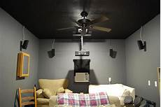 best home theater paint color blu