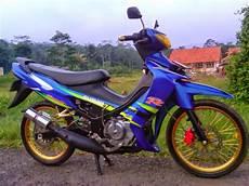 Modifikasi Satria R by Suzuki Satria 120 R Modifikasi Thecitycyclist