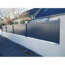 brise vue aluminium prix cl 244 ture aluminium pontivy naterial blanc h 80 x l 200 cm