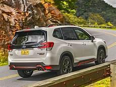 subaru diesel 2020 2019 subaru forester road test and review autobytel