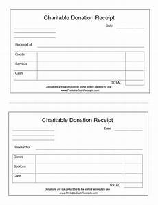 charitable donation receipt template free download aashe