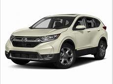 New 2017 Honda CR V Prices   NADAguides