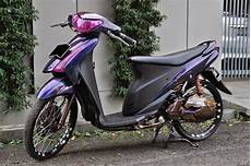 Modif Warna Motor Spin by Kumpulan Foto Modifikasi Motor Suzuki Spin Terbaru Otomotiva