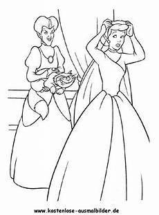 Kostenlose Malvorlagen Cinderella Cinderella Ausmalbilder Zum Ausdrucken 09 Cinderella