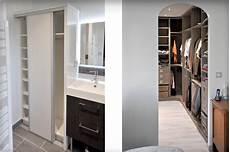 chambre salle de bain dressing du rangement sur mesure