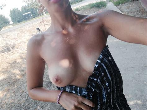 Small Tits Public