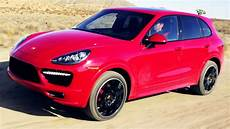 The One With The 2013 Porsche Cayenne Gts World S