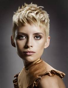gamine hairstyle with sides for the