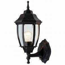 portfolio 2 14 5 in h rust outdoor wall lights at lowes com