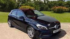 Mercedes A Klasse Gebraucht - used mercedes a class a180d amg line premium 5dr auto