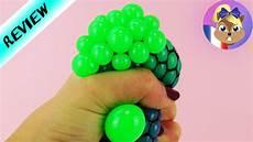 Anti Stress - squishy mesh fran 231 ais balle anti stress 224